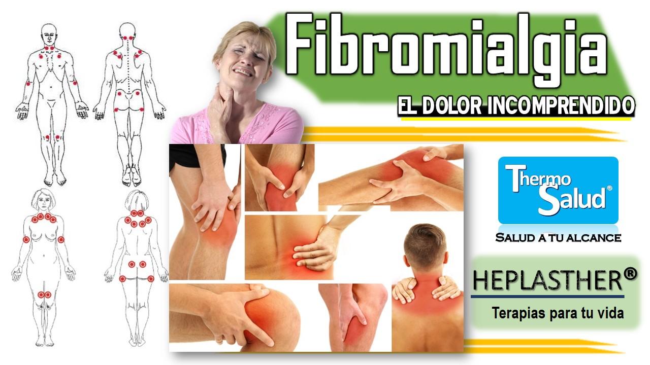 Puntos del dolor de la fibromialgia